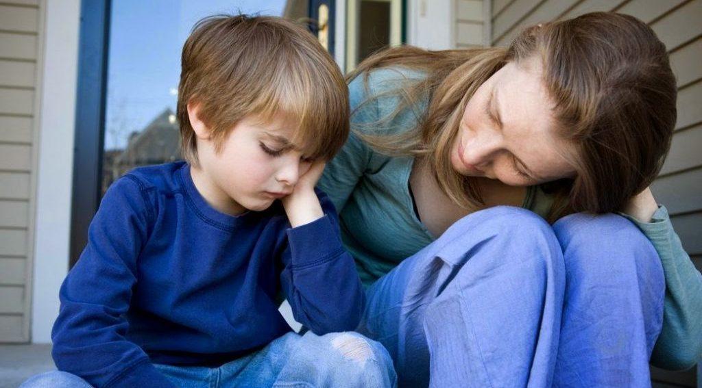 Развод и проблема детей: мать не дает отцу видеться с ребенком