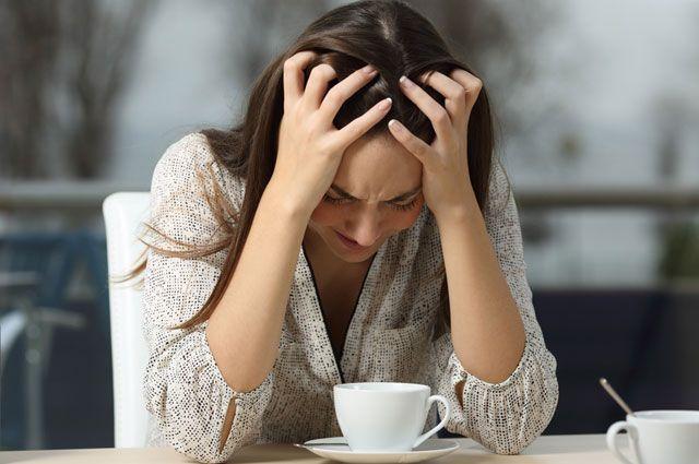 На приеме у психолога - муж бросил