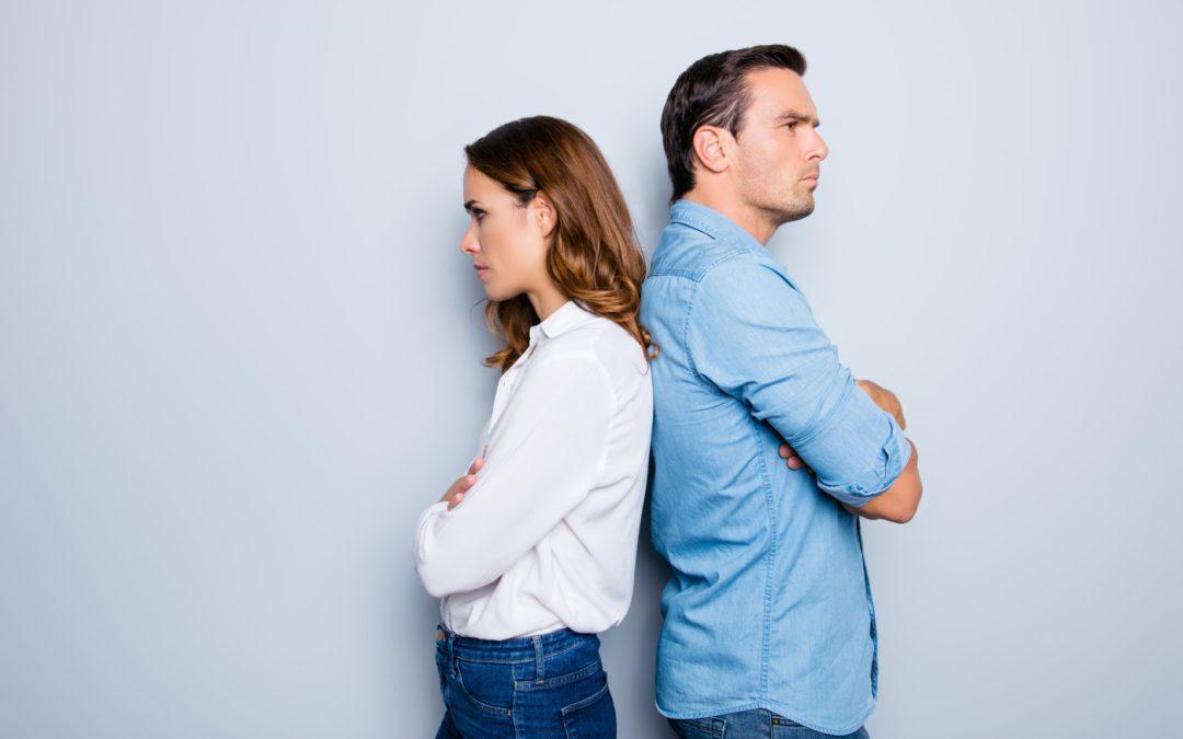 Что случилось в семье? Причины развода