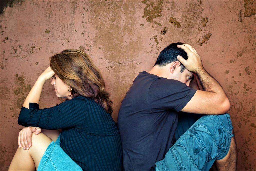 причины развода супругов