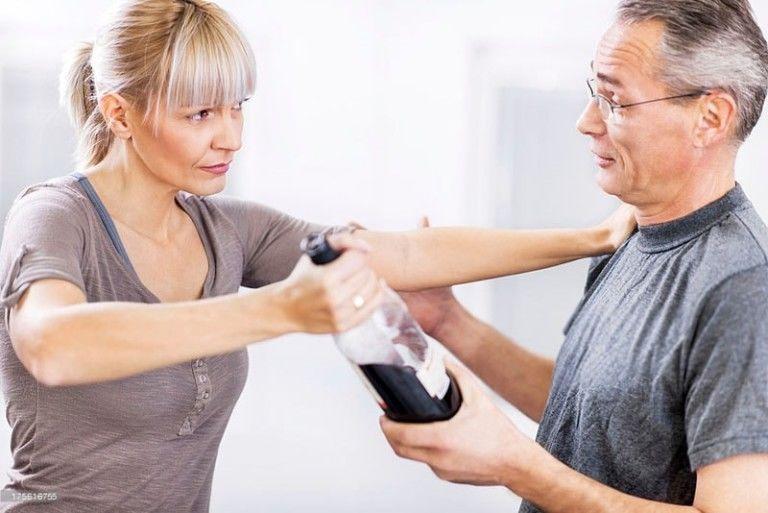 что делать, если в браке алкоголизм или наркомания?