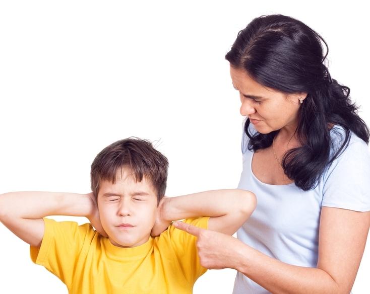 У психолога: мать не дает отцу видеться с ребенком