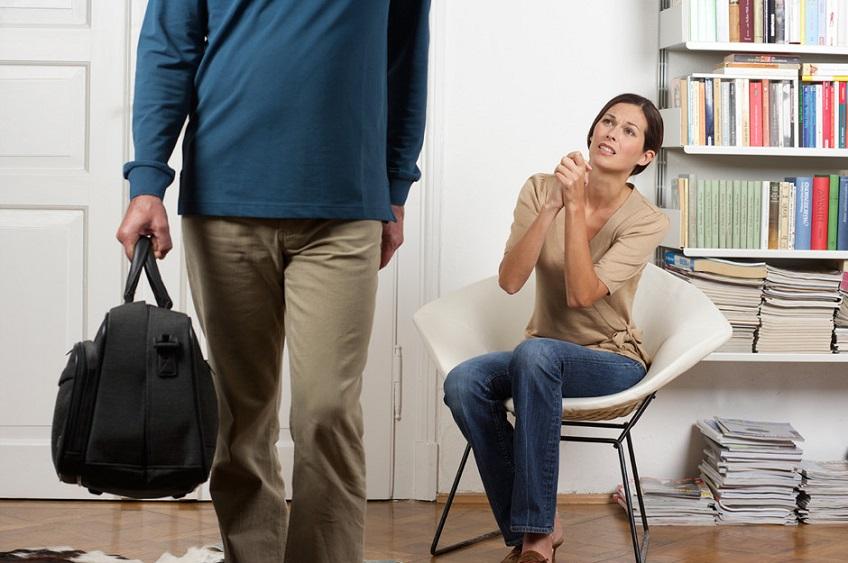 Как жить, если бросил муж?