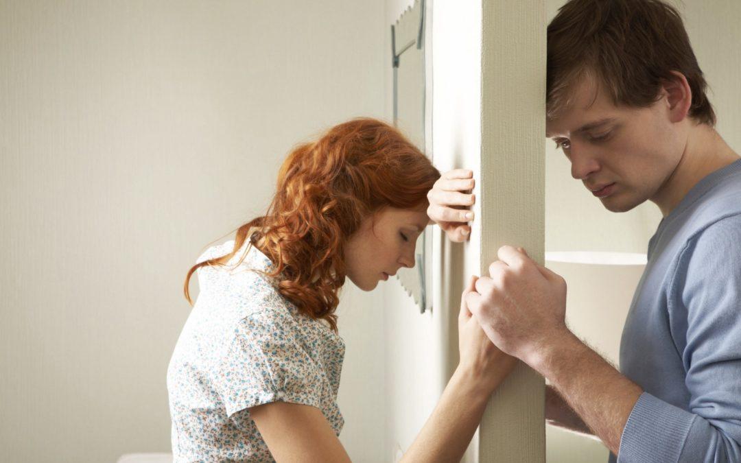 У супруга — личностный кризис. Что делать, как спасти семью?