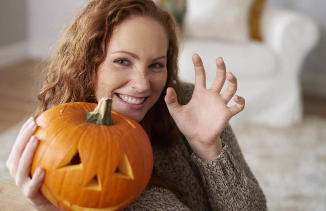 отмечать ли Хеллоуин?