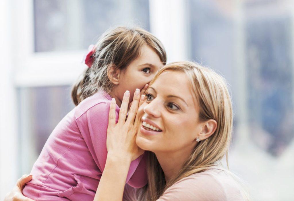 об умении слушать ребенка