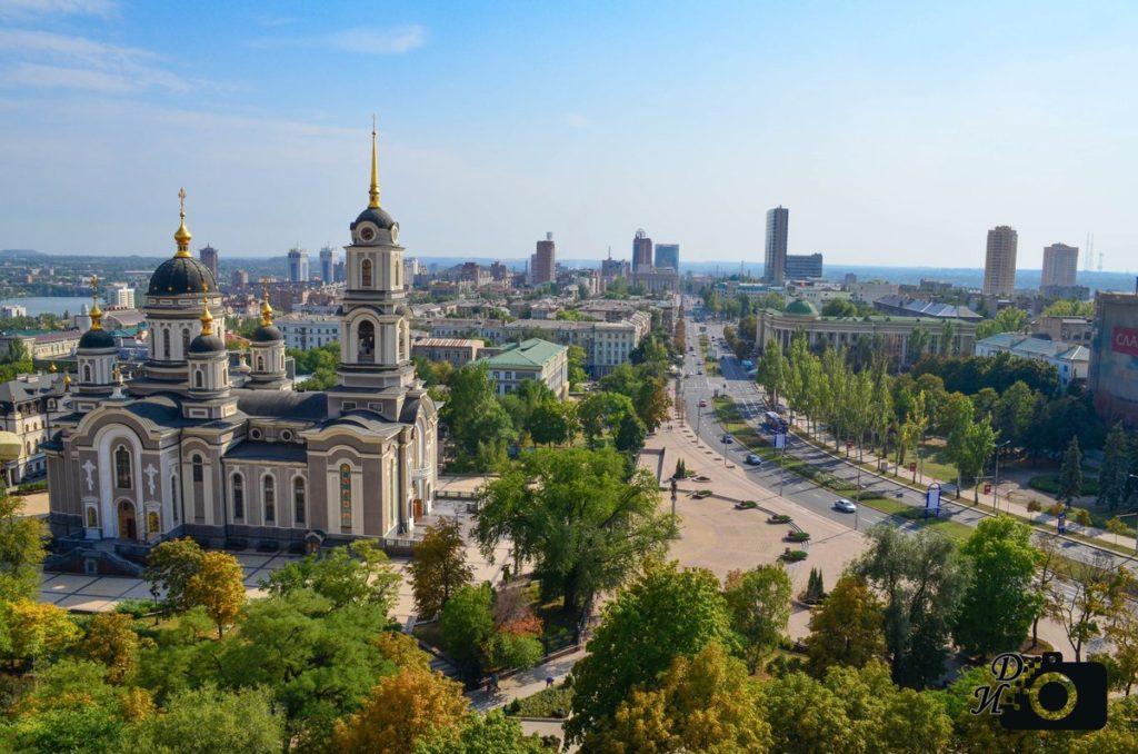 Мысли о Донецке и психология