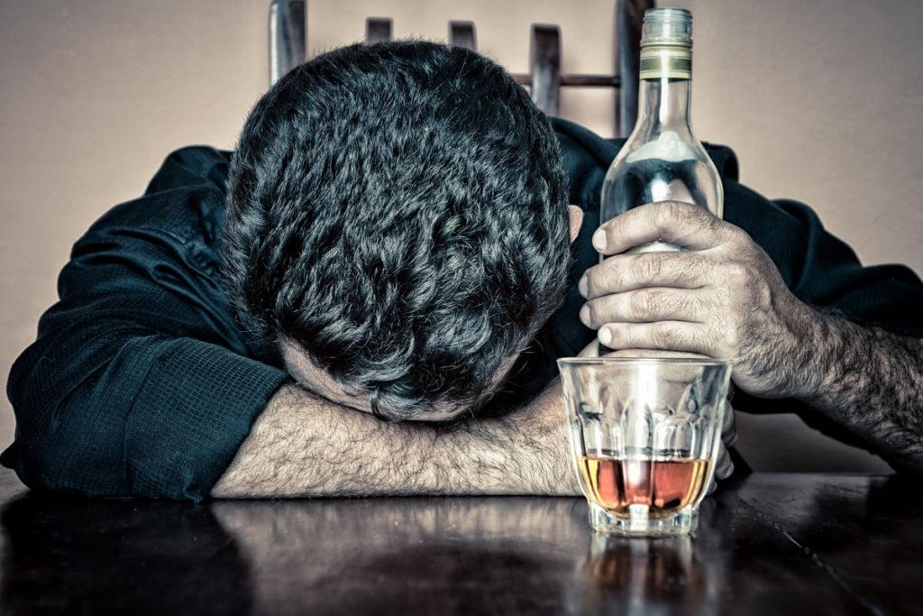 алкоголик муж, что делать