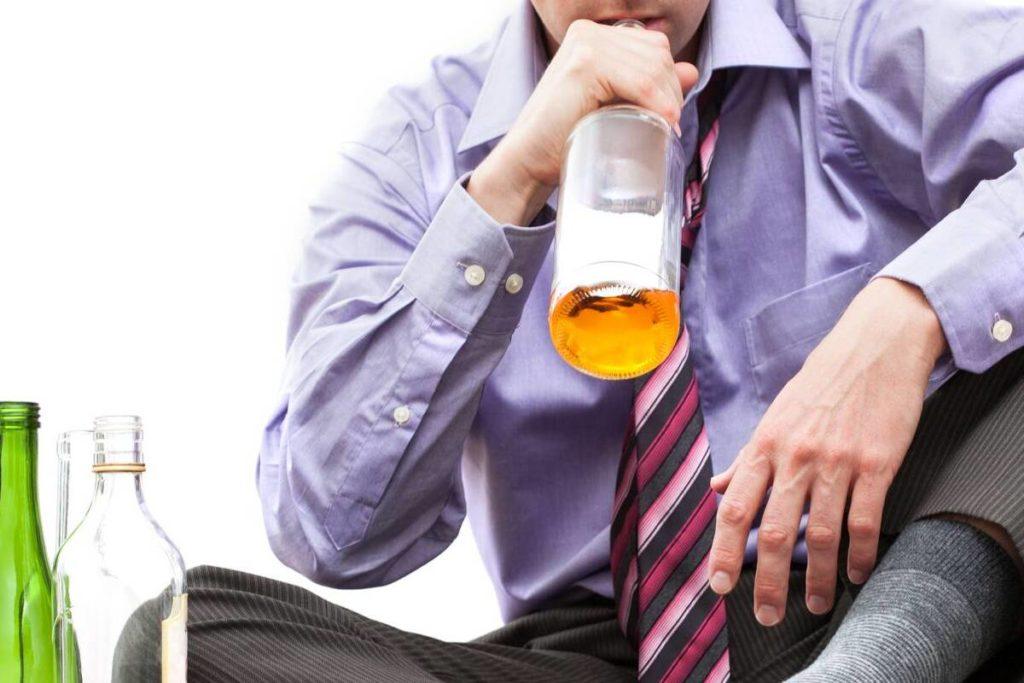 если муж алкоголик, что делать?