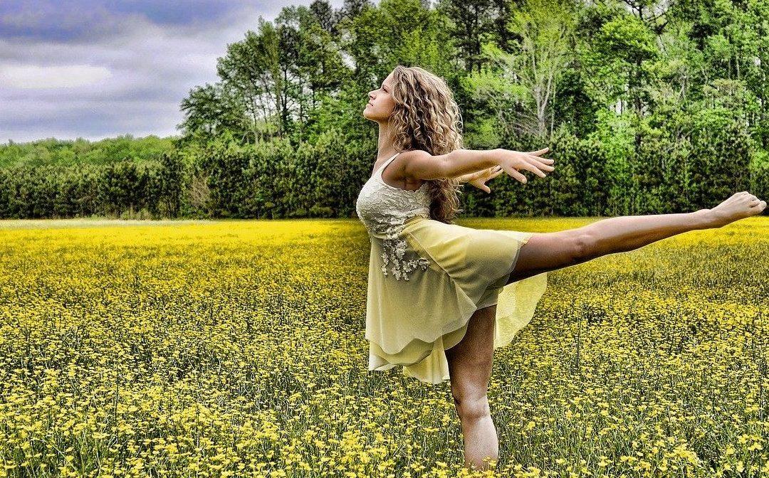 Красота движений и здоровье