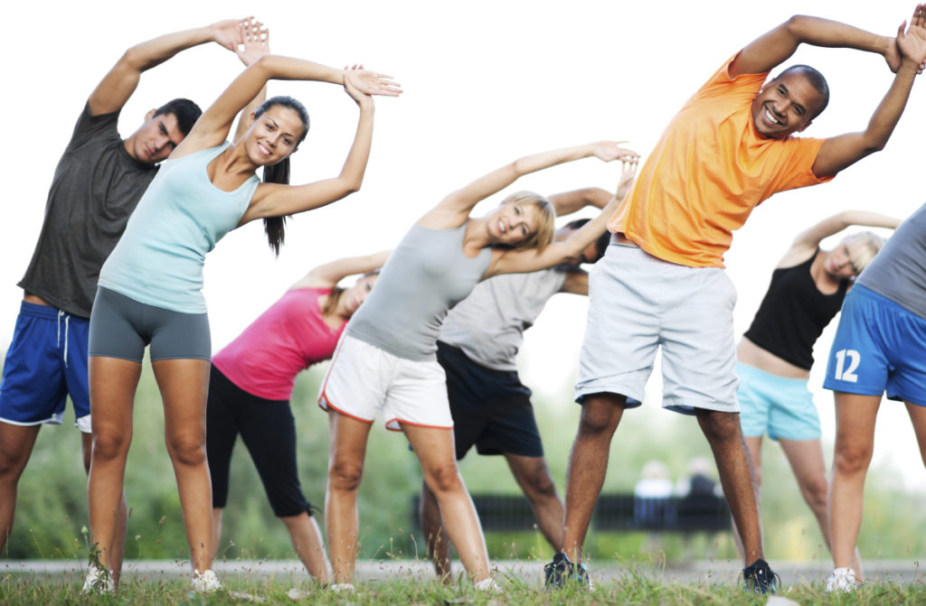 Для здоровья нужно движение