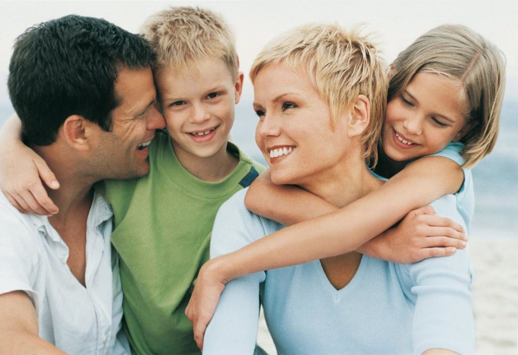 воспитывать ребенка в любви